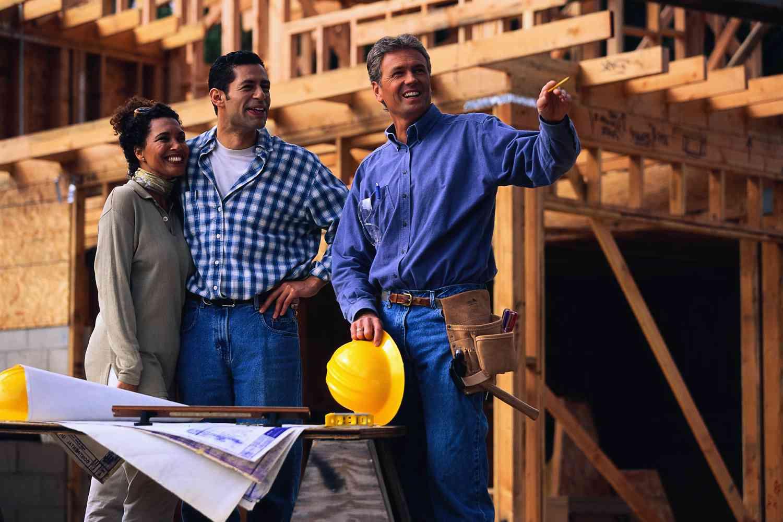Как выбрать подрядчика для строительства частного дома | строительные работы в Харькове