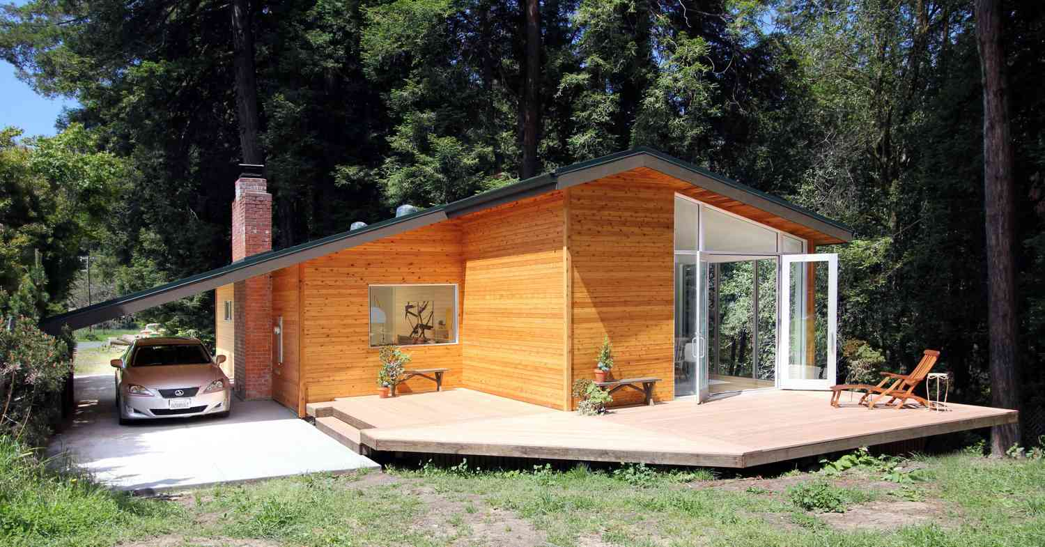 for Small weekend cabin plans