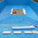 Как выбрать ПВХ-пленку для бассейна