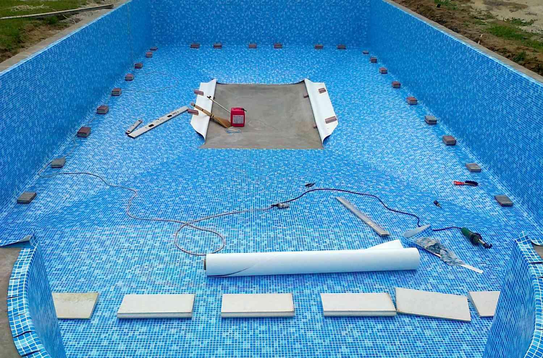 Как накрыть бассейн