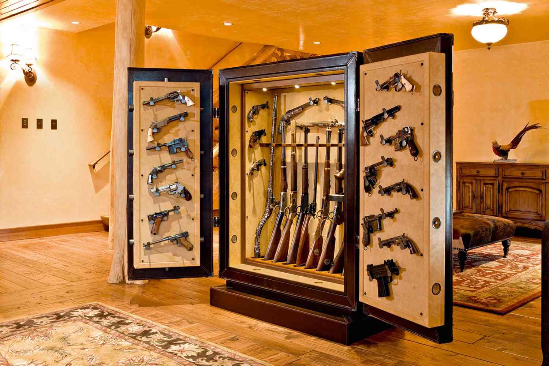 Как выбрать сейф для оружия
