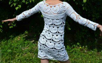Как выбрать вязанное платье