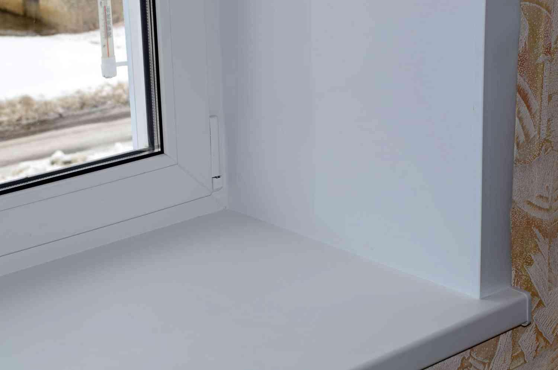 Какие откосы выбрать для окна