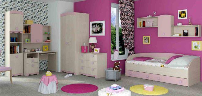 мебель выбрать для детской комнаты