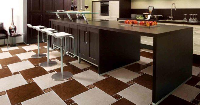 Какую плитку лучше выбрать для кухни