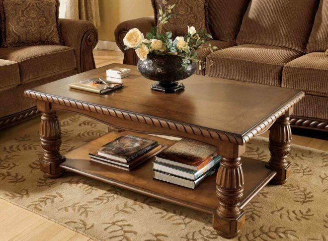 Особенности мебели из дуба