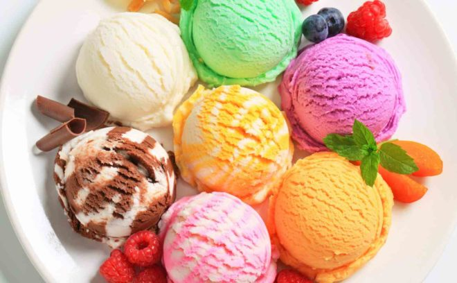В чем польза мягкого мороженного