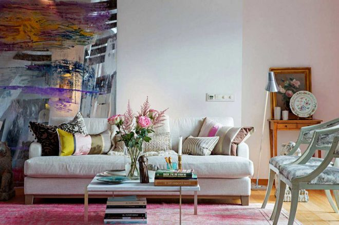 Как обновить дизайн квартиры