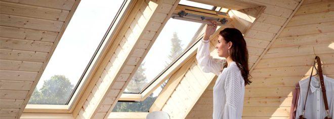 Как правильно выбирать мансардные окн