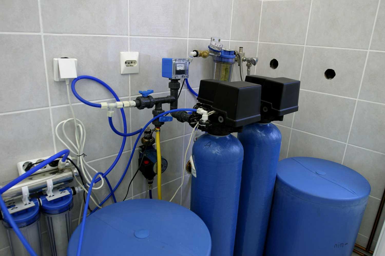 Какие существуют системы очистки воды