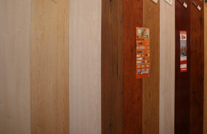 МДФ панели для стен