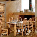 Преимущества и недостатки мебели из сосны