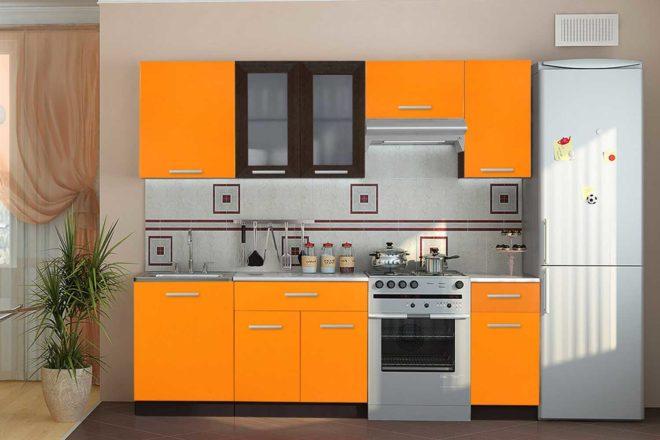 модульную кухню эконом класса