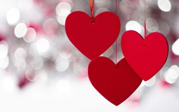 Украшения на день Святого Валентина