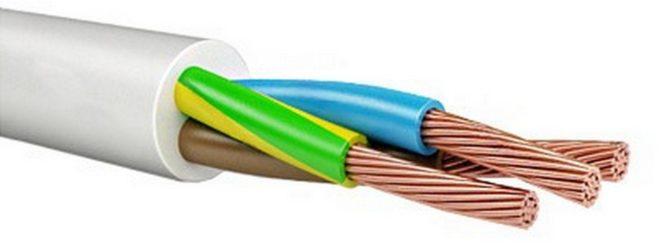 Как правильно выбрать сечение кабеля