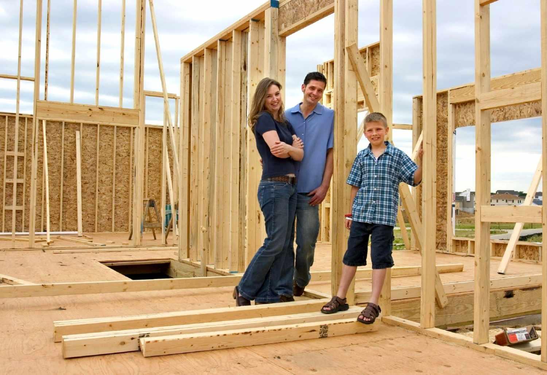 Преимущества строительства дома по каркасной технологии