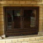 Как выбрать дверцы для камина и печей