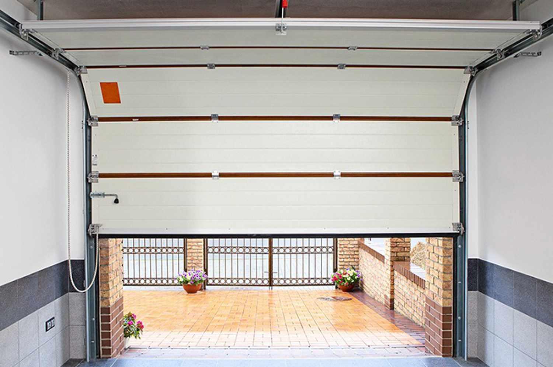 Автоматический механизм для гаражных ворот