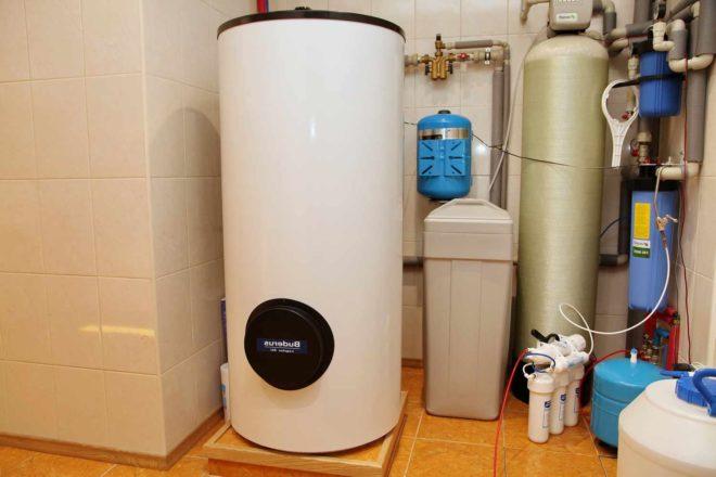 Как выбрать бойлер для нагрева воды