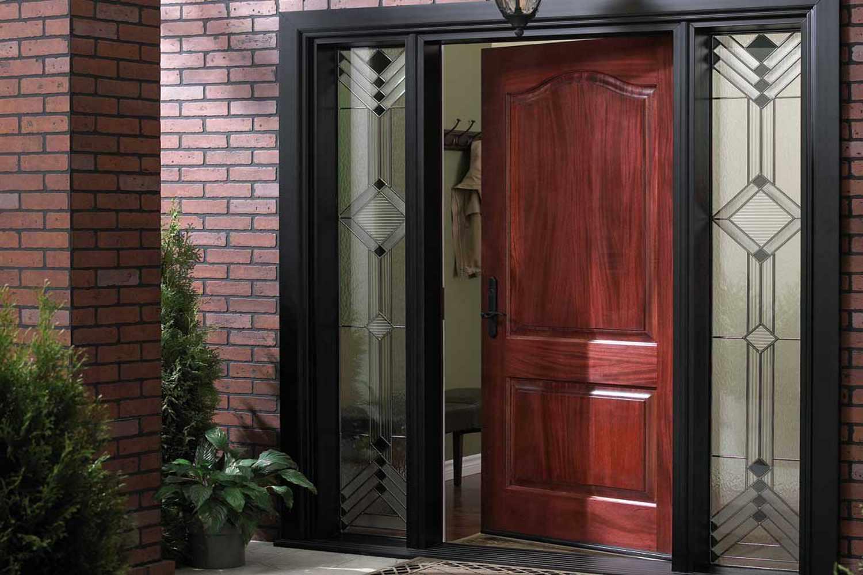купить входную металлическую дверь в дом