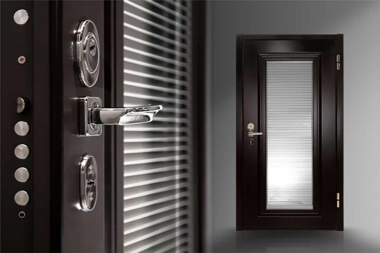 Выбираем качественные входные металлические двери
