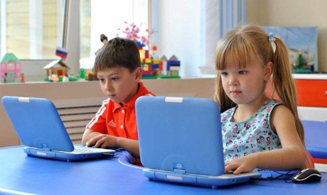 Обучающие компьютерные игры для детей 2
