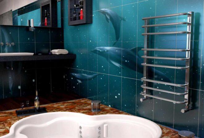 полотенцесушитель для ванной