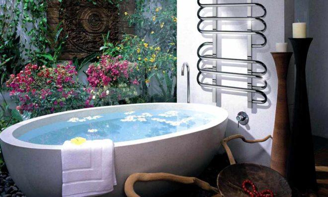полотенцесушитель для ванной 3