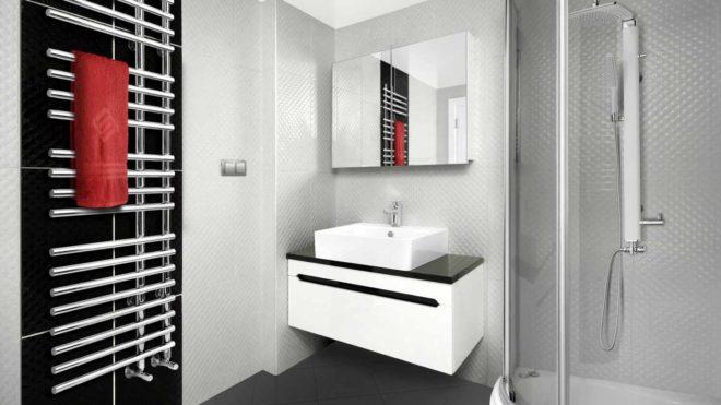 полотенцесушитель для ванной 1