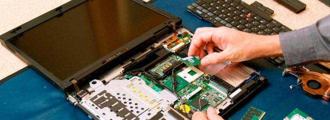 Типовые неисправности ноутбуков (2)