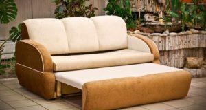 Выкатной диван кровать