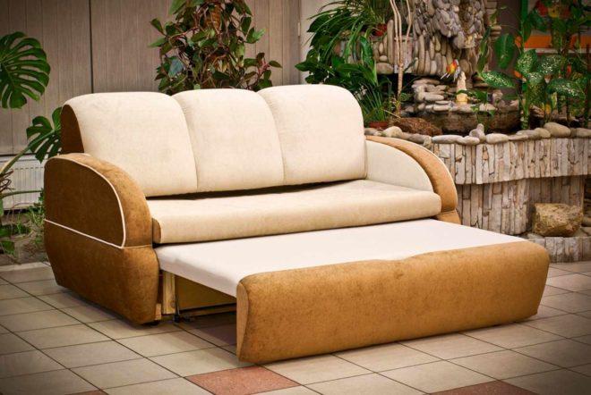 Выкатной диван кровать для ежедневного использования