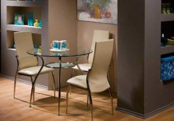 стулья для стеклянного стола