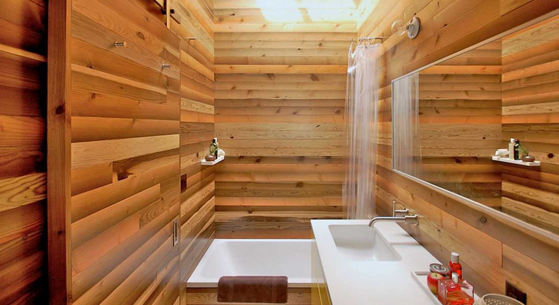 Меняем дизайн ванной комнаты при помощи ремонта