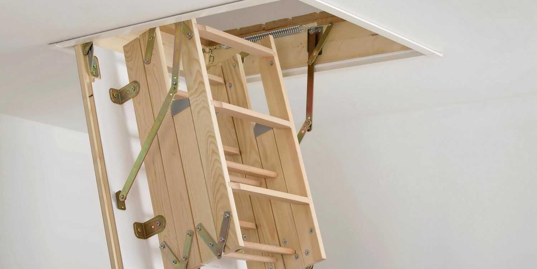 Как выбрать чердачную лестницу 3