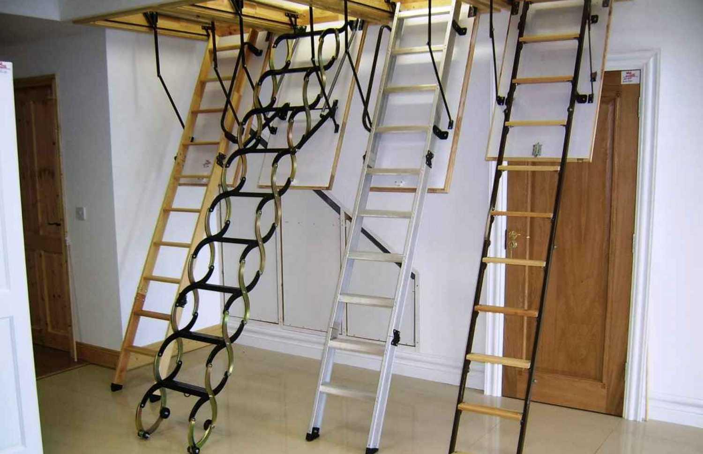 Как выбрать чердачную лестницу 2