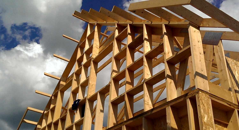 Стоимость строительства каркасного дома 3
