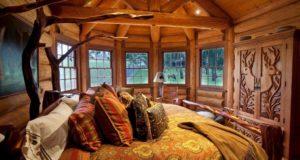 Уютные интерьеры домов 7