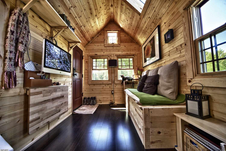 Уютные интерьеры домов 2