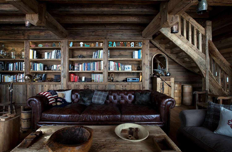 Уютные интерьеры домов — фотоподборка