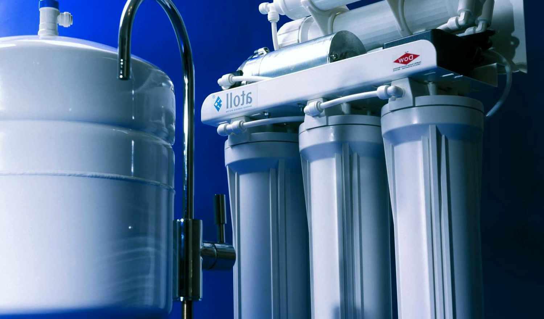 Очистка воды и системы обратного осмоса 3