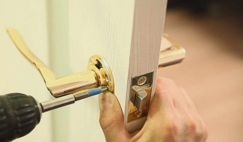 Исправление дефектов двери 3