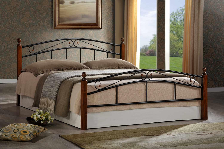 Кровать из металла: что следует знать?