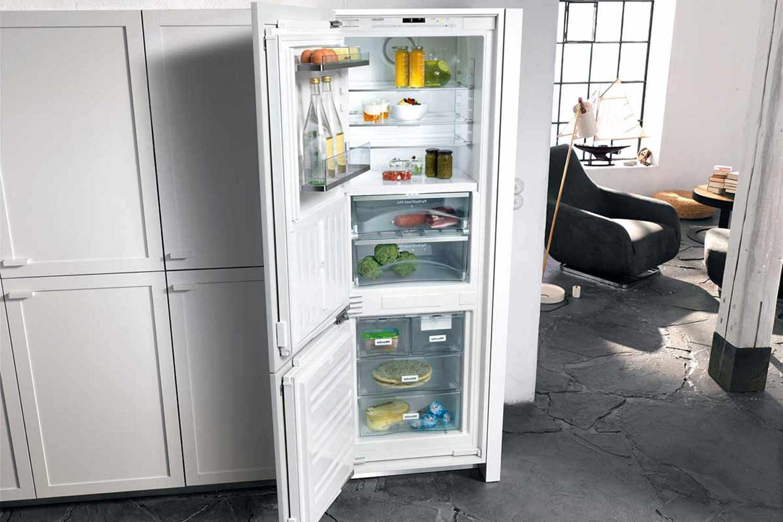 Плюсы двухкамерных холодильников 5