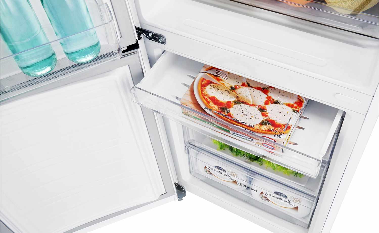 Плюсы двухкамерных холодильников 4