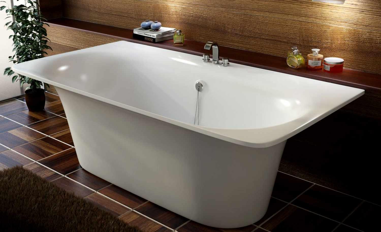"""Ванны из искусственного камня от """"Viva Lusso"""""""