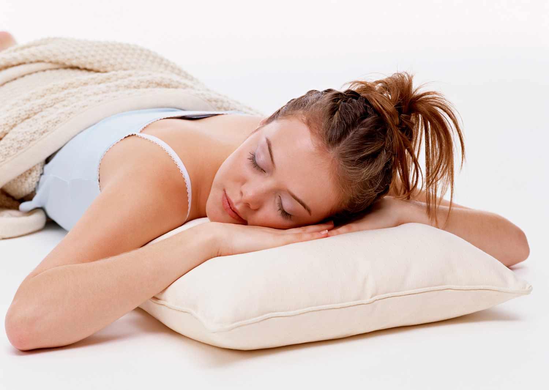 Сладкие сны на подушках