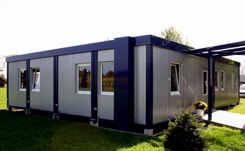 Мобильное и компактное жилье