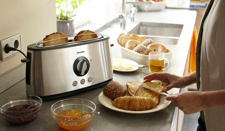 Как правильно выбрать тостер для дома