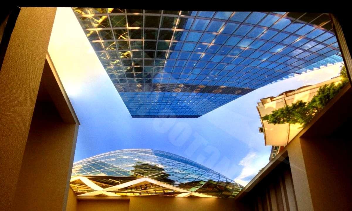 Натяжные потолочные изделия от Мастер Потолков: 3D потолки